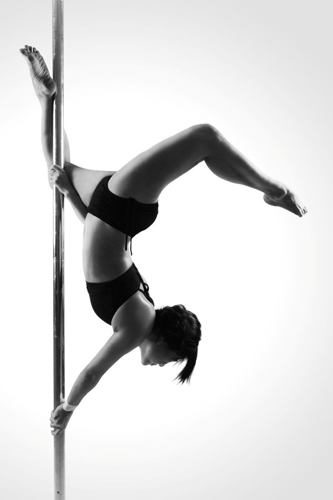 figura butterfly pole dance