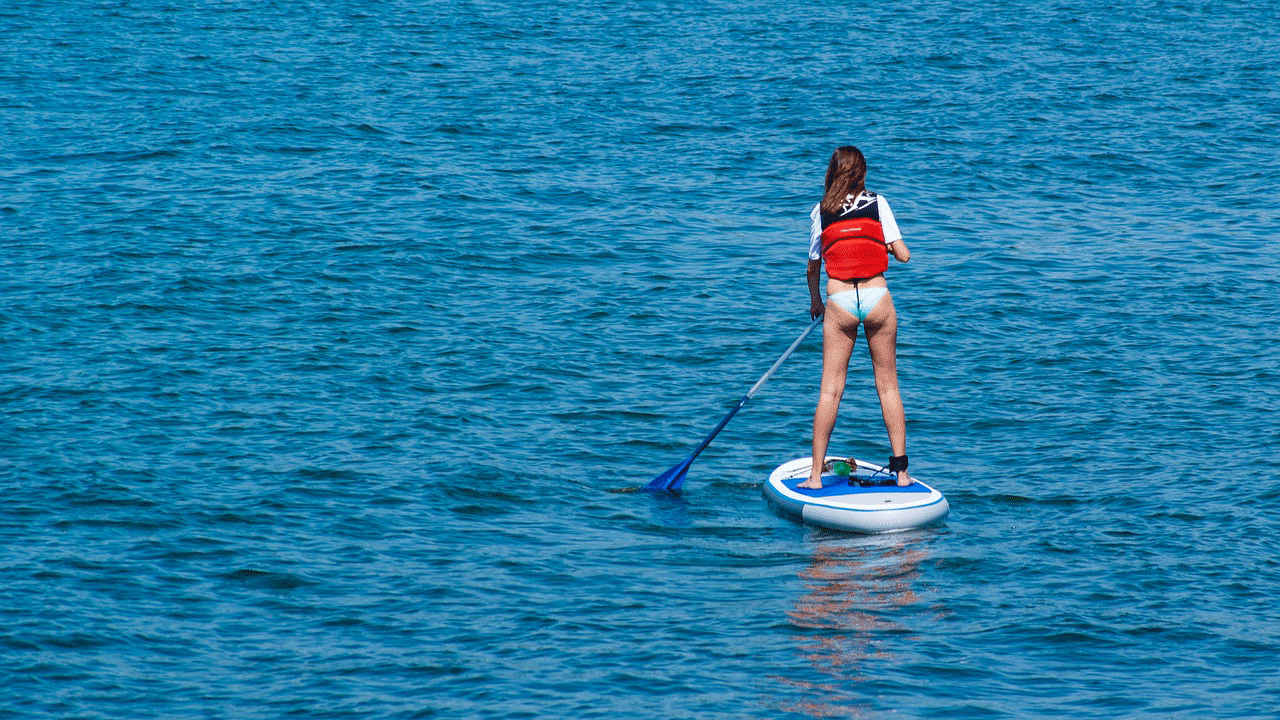 stand up paddle gdzie