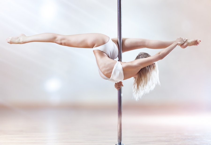 rainbow marchenko pole dance figura