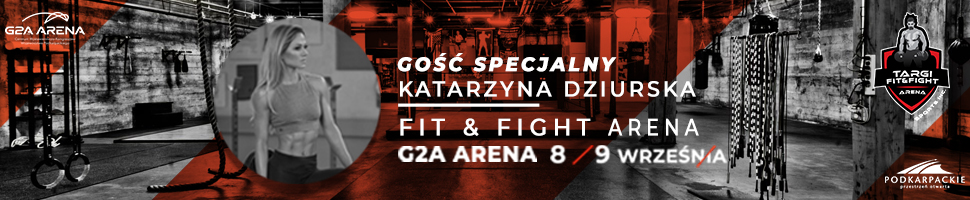 Targi fit & fight dziurska