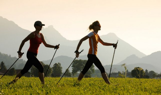 Nordic walking - technika to podstawa!